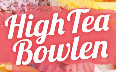 High Tea Bowlen