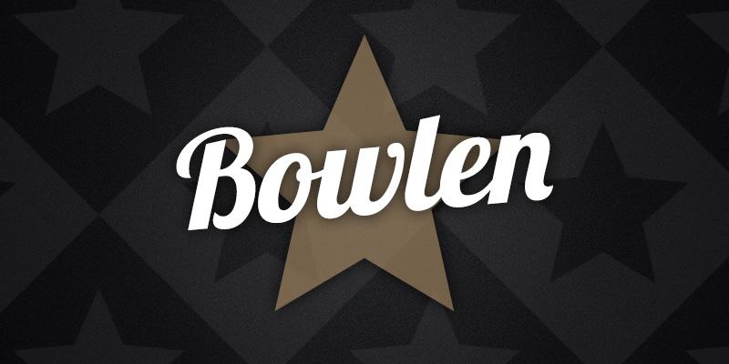 Bowlen