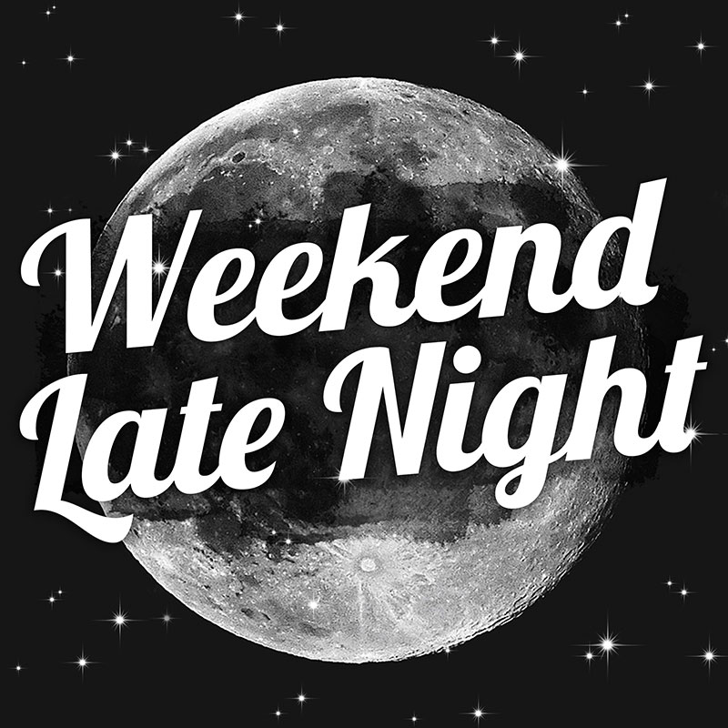 Weekend Late Night Bowlen