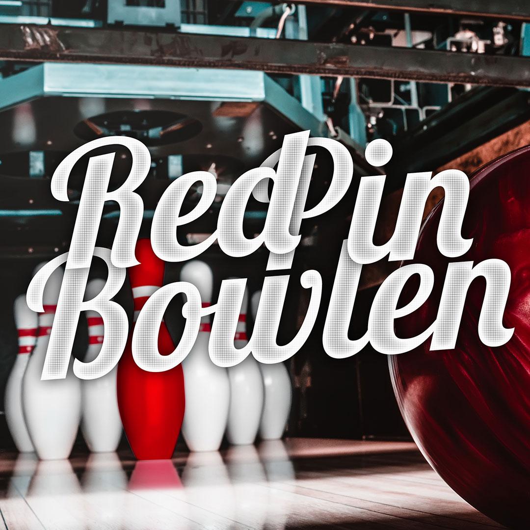 Red Pin Bowlen